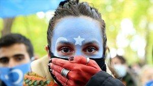 AB ülkelerinden Uygur yaptırımı