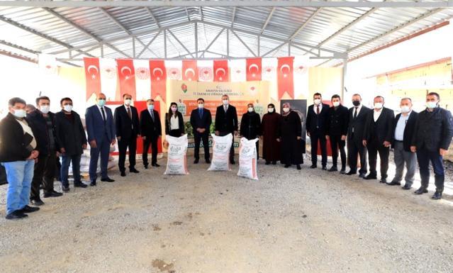 Amasya Valisi Masatlı: 'Her karış toprağı üretime dahil etmek için projelerimiz devam edecek
