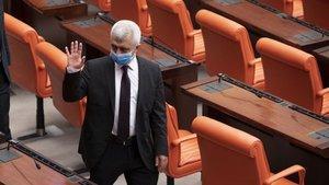 HDP'li Gergerlioğlu'nun milletvekilliği düşürüldü!