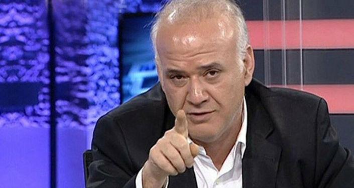 TFF'den Ahmet Çakar hakkında savcılığa başvuru: 'Hakem camiasını töhmet altında bırakıyor'