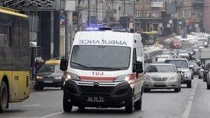 Ukrayna'da Kovid-19 nedeniyle en yüksek günlük ölüm kaydedildi