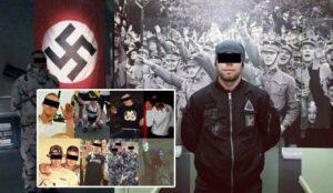 Fransız ordusunda Nazi esintileri