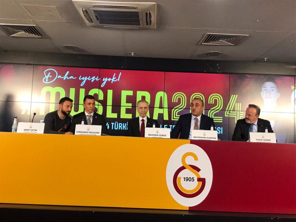 Mustafa Cengizden Belhanda açıklaması