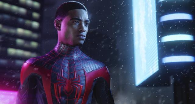 Spider-Man Miles Morales Oyuncu Istatistiği Paylaşıldı
